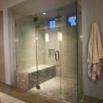 97 luxury walk in shower remodel ideas 44