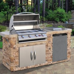 20 Great Outdoor Kitchen Ideas With The Most Affordable Cost 12