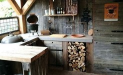 20 Great Outdoor Kitchen Ideas With The Most Affordable Cost 18