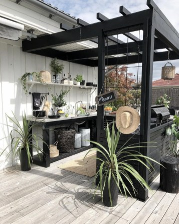20 Great Outdoor Kitchen Ideas With The Most Affordable Cost 2