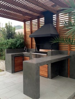 20 Great Outdoor Kitchen Ideas With The Most Affordable Cost 4