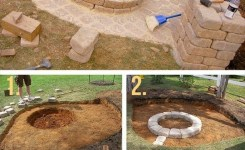 24 Backyard Fire Pit Ideas Landscaping Create A Relaxing Retreat With A Beautiful Firepit 10