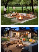 24 Backyard Fire Pit Ideas Landscaping Create A Relaxing Retreat With A Beautiful Firepit 2