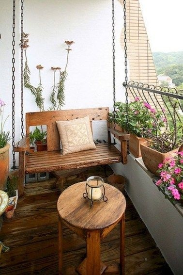 34 Beautiful Apartment Balcony Decoration Ideas Making The Most Out Of Your Balcony 8