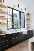 35 Kitchen Shelves Ideas That Make Your Kitchen Look Neat Tips On How To Choose The Right Unit 28