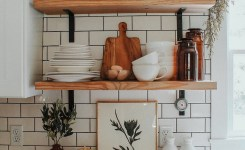 35 Kitchen Shelves Ideas That Make Your Kitchen Look Neat Tips On How To Choose The Right Unit 5