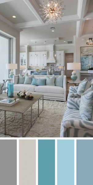 36 Most Popular Living Room Colors Ideas - Inspiration to Beautify Your Living Room 2704