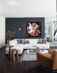 38 Most Popular Modern Living Room Decoration Ideas That Look Comfortable 11
