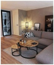 38 Most Popular Modern Living Room Decoration Ideas That Look Comfortable 19