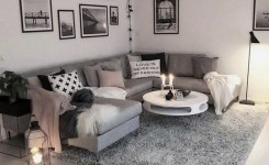 38 Most Popular Modern Living Room Decoration Ideas That Look Comfortable 2