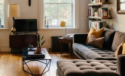 38 Most Popular Modern Living Room Decoration Ideas That Look Comfortable 6