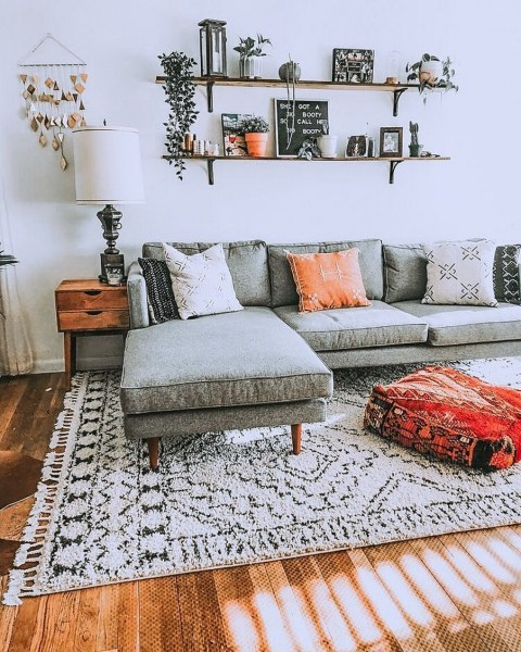 40 Inspiration Ideas Of The Most Popular Modern Living Room Ideas With Easy Tips To Redecorate Your Living Room 11