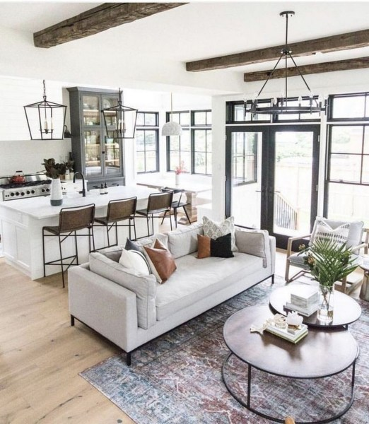 40 Inspiration Ideas Of The Most Popular Modern Living Room Ideas With Easy Tips To Redecorate Your Living Room 22