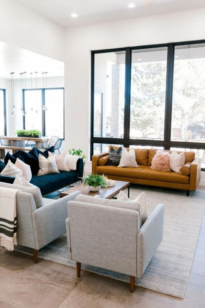 40 Inspiration Ideas Of The Most Popular Modern Living Room Ideas With Easy Tips To Redecorate Your Living Room 38