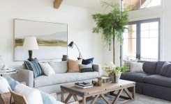 43 Beautiful Modern Living Room Decoration Ideas 16