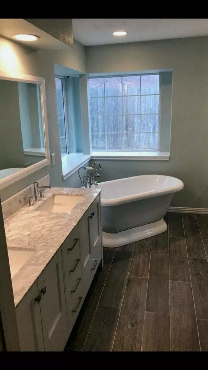 47 Best Master Bathroom Remodeling On A Budget Ideas 29