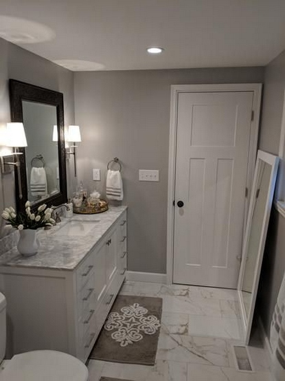 47 Best Master Bathroom Remodeling On A Budget Ideas 32