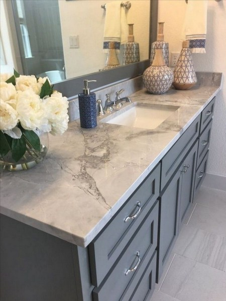 47 Best Master Bathroom Remodeling On A Budget Ideas 44