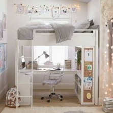 55 Model Bedroom Furniture Design Ideas For Small Functional Spaces 32