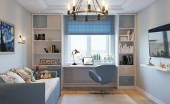 55 Model Bedroom Furniture Design Ideas For Small Functional Spaces 33