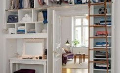 55 Model Bedroom Furniture Design Ideas For Small Functional Spaces 48