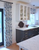 72 Beautiful Kitchen Countertop Ideas with White Cabinets Look Luxurious 2263