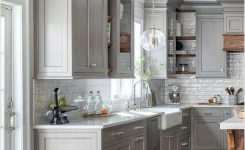 73 Modern Kitchen Cabinet Design Photos The Following Can Be The Life Of The Kitchen 2