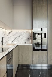 73 Modern Kitchen Cabinet Design Photos the Following Can Be the Life Of the Kitchen 2066