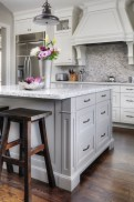83 Grey Kitchen Wood island - Tips to Designing It Look Luxurious 2422