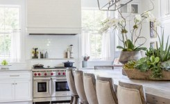 83 Grey Kitchen Wood Island Tips To Designing It Look Luxurious 26