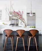83 Grey Kitchen Wood island - Tips to Designing It Look Luxurious 2433