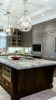 83 Grey Kitchen Wood island - Tips to Designing It Look Luxurious 2401