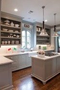 83 Grey Kitchen Wood island - Tips to Designing It Look Luxurious 2443