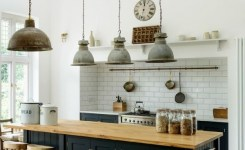 83 Grey Kitchen Wood Island Tips To Designing It Look Luxurious 55