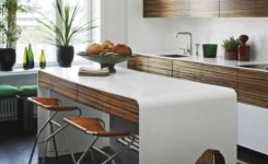 83 Grey Kitchen Wood Island Tips To Designing It Look Luxurious 57