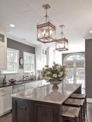 83 Grey Kitchen Wood island - Tips to Designing It Look Luxurious 2403