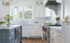 83 Grey Kitchen Wood Island Tips To Designing It Look Luxurious 60