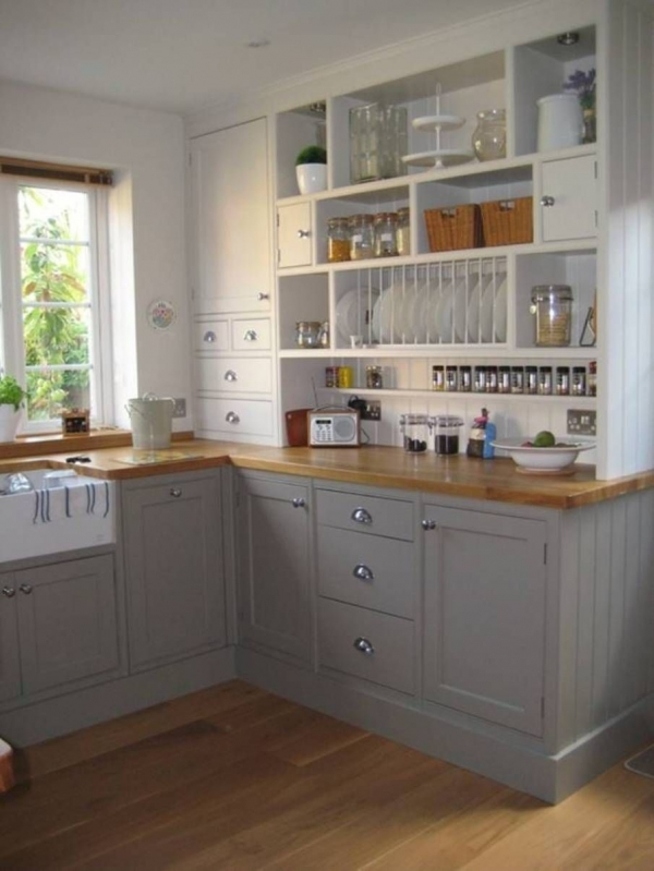 91 Amazing Kitchen Cabinet Design Ideas for A Small Space 2100