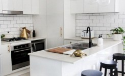 91 Amazing Kitchen Cabinet Design Ideas For A Small Space 10