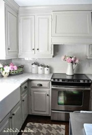 91 Amazing Kitchen Cabinet Design Ideas for A Small Space 2121