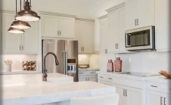 91 Amazing Kitchen Cabinet Design Ideas For A Small Space 23
