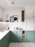 91 Amazing Kitchen Cabinet Design Ideas for A Small Space 2140