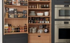 91 Amazing Kitchen Cabinet Design Ideas For A Small Space 53