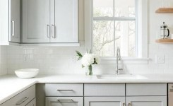 91 Amazing Kitchen Cabinet Design Ideas For A Small Space 67