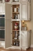 91 Amazing Kitchen Cabinet Design Ideas for A Small Space 2185