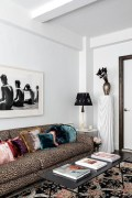 92 Amazing Living Room Designs and Ideas for Your Studio Apartment 2836