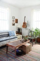 92 Amazing Living Room Designs and Ideas for Your Studio Apartment 2841