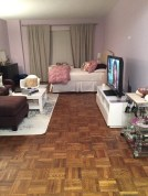 92 Amazing Living Room Designs and Ideas for Your Studio Apartment 2842
