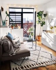 92 Amazing Living Room Designs and Ideas for Your Studio Apartment 2811