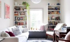 92 Amazing Living Room Designs And Ideas For Your Studio Apartment 40